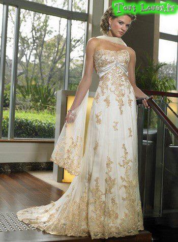 TOUT-LOUER.FR >> Magnifique robe de mariée Belle & Rafinée Fâches ...